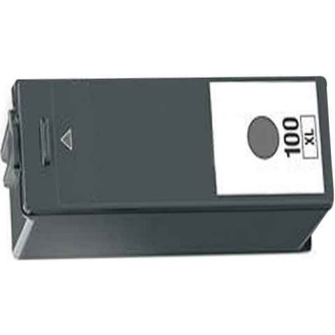 Lexmark #100XL Black Ink Cartridge - Lexmark New Compatible  (Black)
