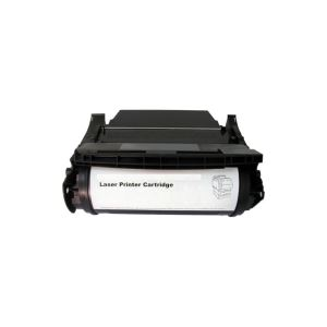 12A6765 Toner Cartridge - Lexmark Remanufactured  (Black)