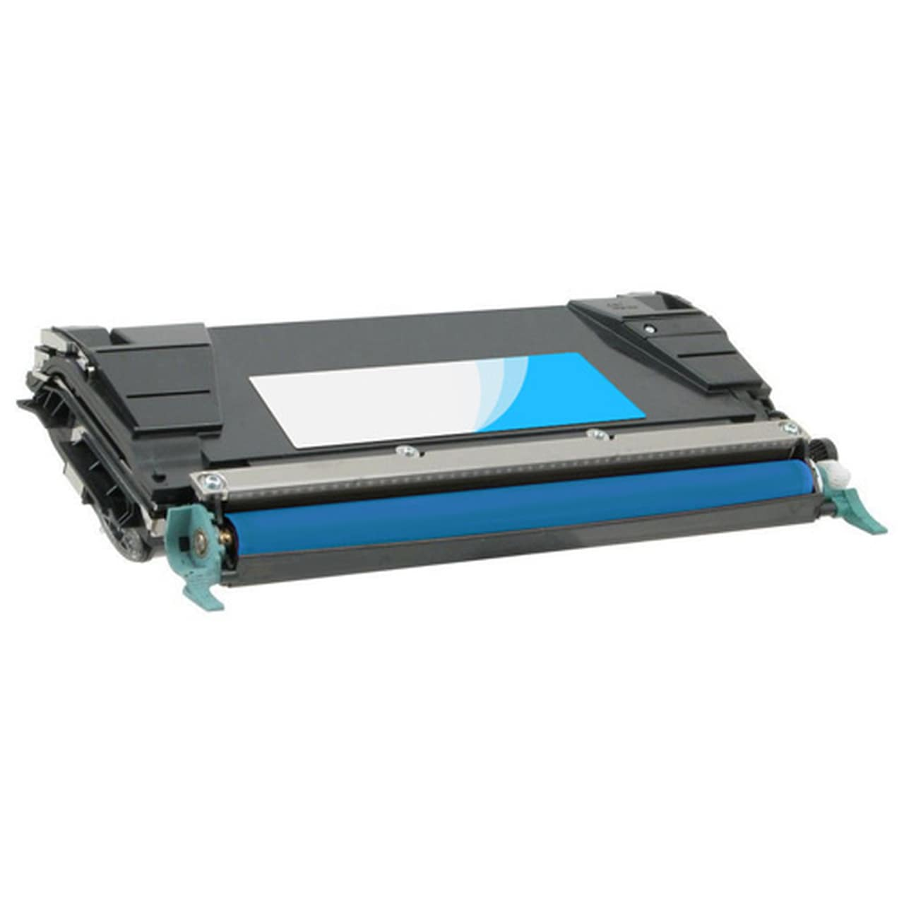 C5220CS Toner Cartridge - Lexmark Remanufactured  (Cyan)
