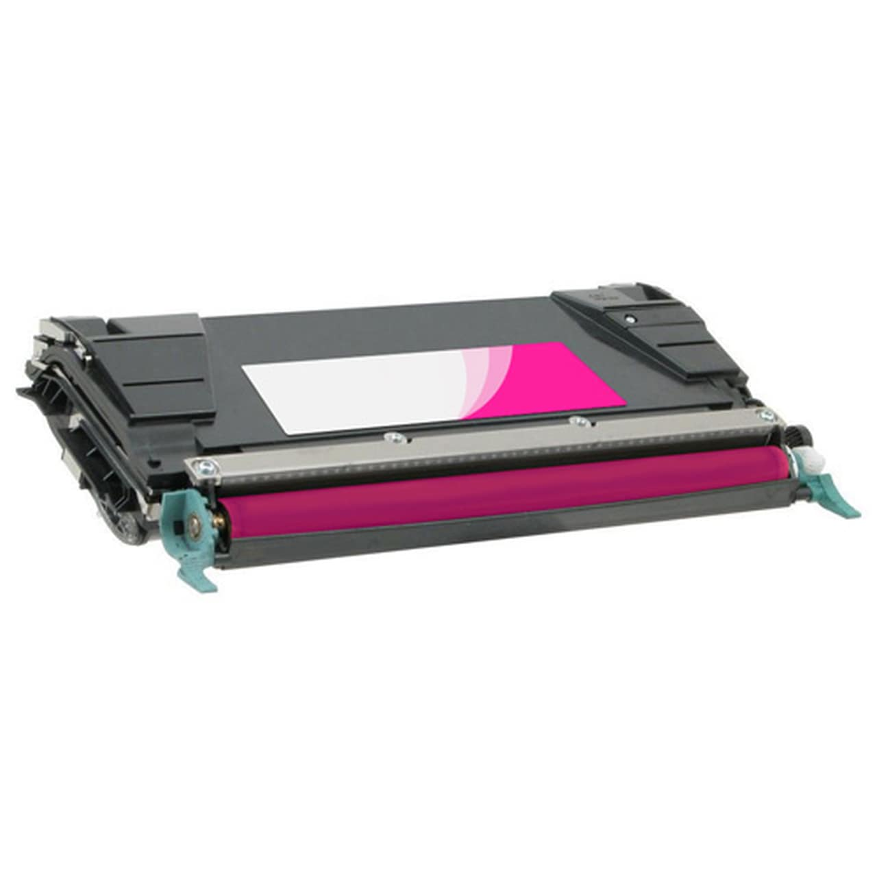 C5220MS Toner Cartridge - Lexmark Remanufactured  (Magenta)