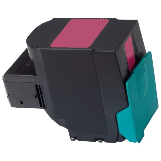 C540H1MG Toner Cartridge - Lexmark Remanufactured  (Magenta)