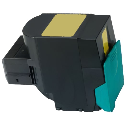 C540H1YG Toner Cartridge - Lexmark Remanufactured  (Yellow)