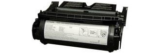 12A6835 Toner Cartridge - Lexmark Remanufactured (Black)