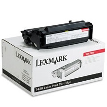 12A7415 Toner Cartridge - Lexmark Genuine OEM (Black)