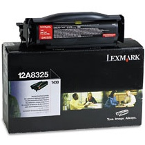 12A8425 Toner Cartridge - Lexmark Genuine OEM (Black)