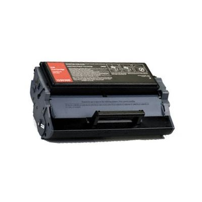 12S0300 Toner Cartridge - Lexmark Remanufactured (Black)