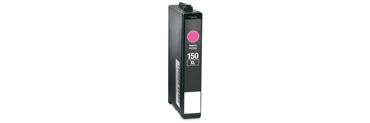 Lexmark #150XL Magenta Ink Cartridge - Lexmark Compatible (Magenta)