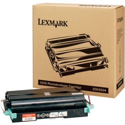 20K0504 Photodeveloper Cartridge - Lexmark Genuine OEM