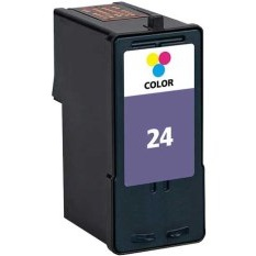 Lexmark #24 Ink Cartridge - Lexmark Remanufactured (Color)