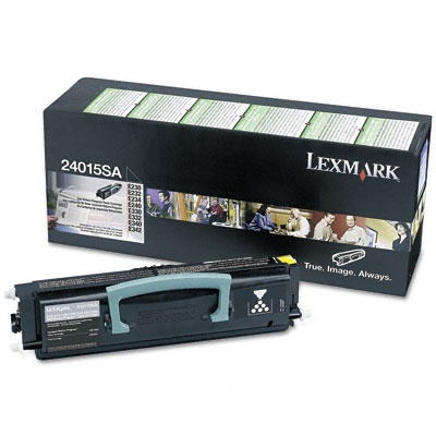 24015SA Toner Cartridge - Lexmark Genuine OEM (Black)
