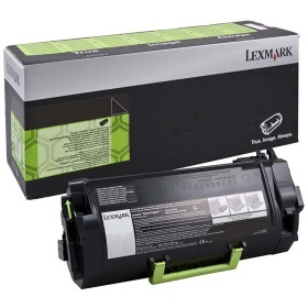 24B6186 Toner Cartridge - Lexmark Genuine OEM (Black)
