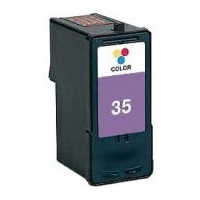 Lexmark #35 Ink Cartridge - Lexmark Remanufactured (Color)