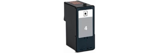 Lexmark #4 Ink Cartridge - Lexmark Remanufactured (Black)