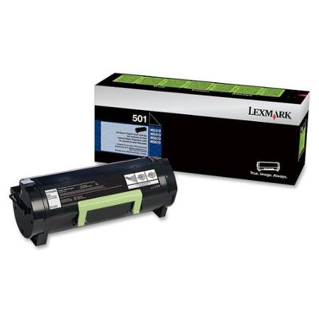 50F1000 Toner Cartridge - Lexmark Genuine OEM (Black)