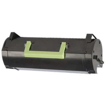 50F1X00 Toner Cartridge - Lexmark Compatible (Black)
