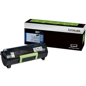 60F1000 Toner Cartridge - Lexmark Genuine OEM (Black)