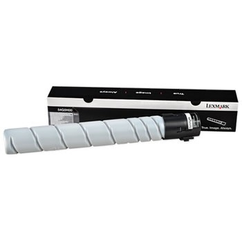 64G0H00 Toner Cartridge - Lexmark Genuine OEM (Black)
