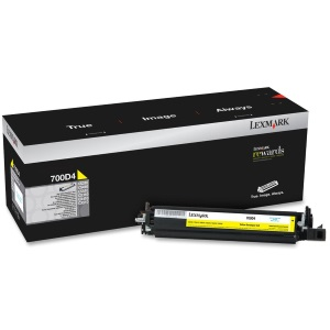 70C0D40 Photodeveloper - Lexmark Genuine OEM (Yellow)