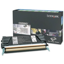 C5200KS Toner Cartridge - Lexmark Genuine OEM (Black)