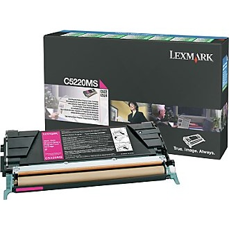 C5220MS Toner Cartridge - Lexmark Genuine OEM (Magenta)