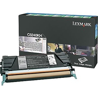 C5240KH Toner Cartridge - Lexmark Genuine OEM (Black)