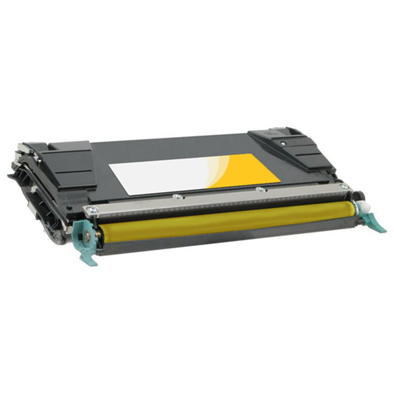 C5240YH Toner Cartridge - Lexmark Remanufactured (Yellow)
