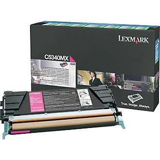 C5340MX Toner Cartridge - Lexmark Genuine OEM (Magenta)