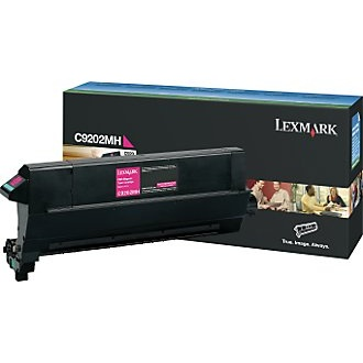 C9202MH Toner Cartridge - Lexmark Genuine OEM (Magenta)