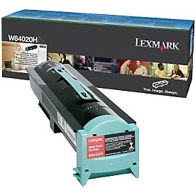 W84020H Toner Cartridge - Lexmark Genuine OEM (Black)
