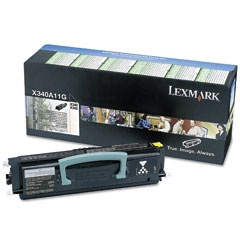 X340H21G Toner Cartridge - Lexmark Genuine OEM (Black)