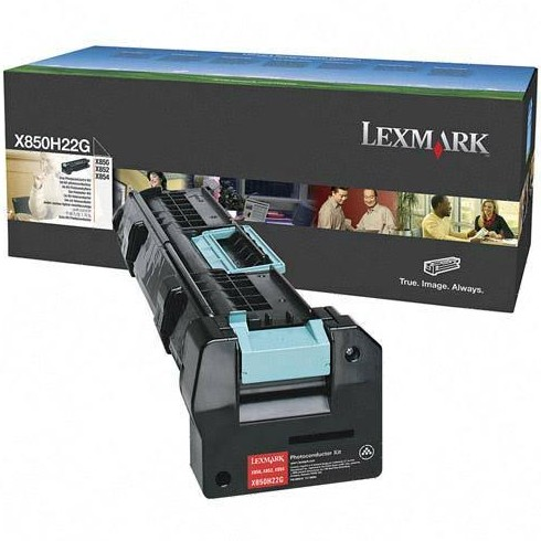 X850H22G Photoconductor Kit - Lexmark Genuine OEM