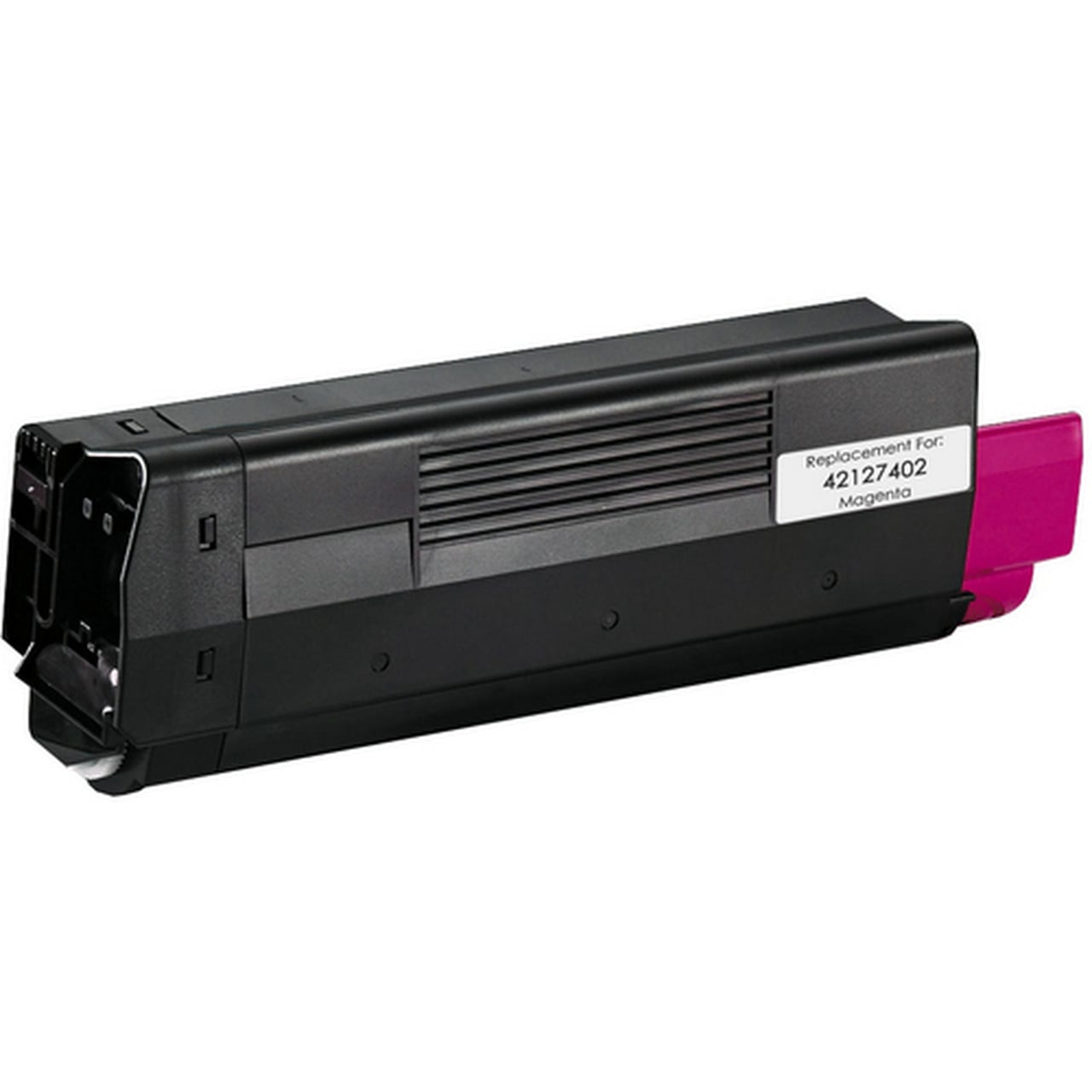 42127402 Toner Cartridge - Okidata Remanufactured  (Magenta)