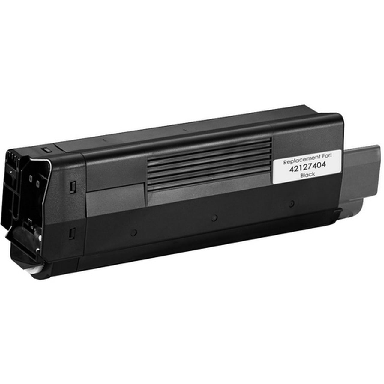 42127404 Toner Cartridge - Okidata Remanufactured  (Black)