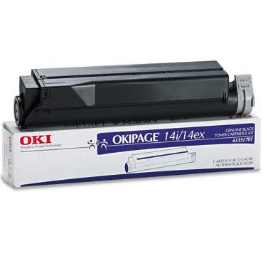 41331701 Toner Cartridge - Okidata Genuine OEM (Black)