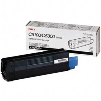 42127404 Toner Cartridge - Okidata Genuine OEM (Black)