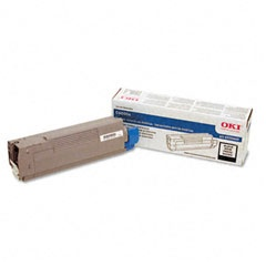 43324469 Toner Cartridge - Okidata Genuine OEM (Black)