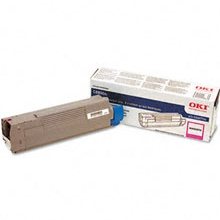 43487734 Toner Cartridge - Okidata Genuine OEM (Magenta)
