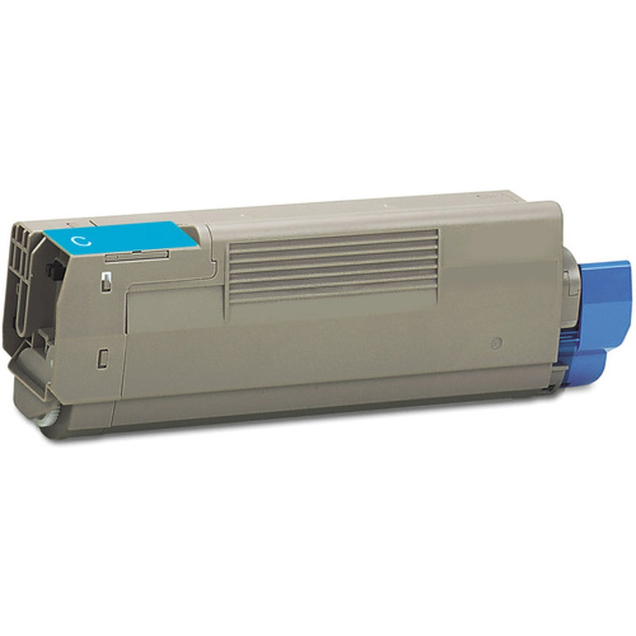 43487735 Toner Cartridge - Okidata Remanufactured (Cyan)