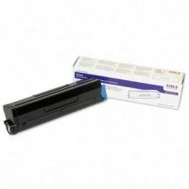 43502001 Toner Cartridge - Okidata Genuine OEM (Black)