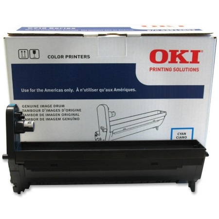 43913835 Drum Unit - Okidata Genuine OEM (Cyan)