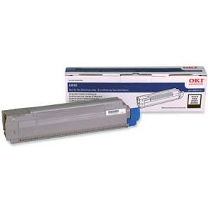 44059112 Toner Cartridge - Okidata Genuine OEM (Black)