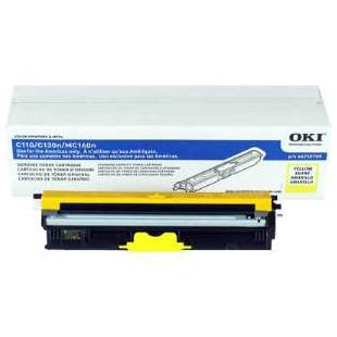 44250713 Toner Cartridge - Okidata Genuine OEM (Yellow)