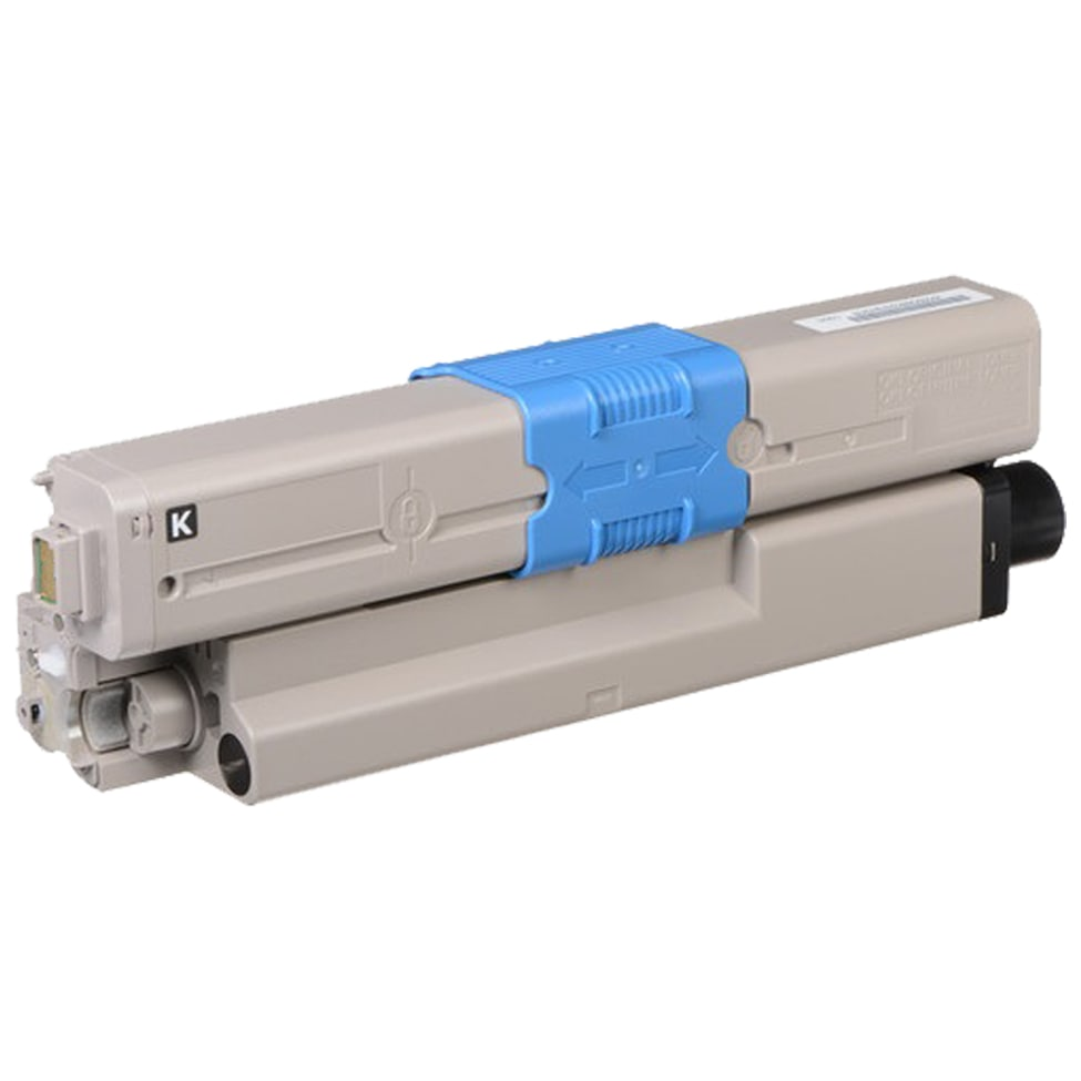44469801 Toner Cartridge - Okidata Remanufactured (Black)