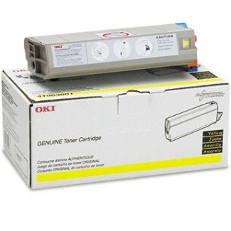 44947305 Toner Cartridge - Okidata Genuine OEM (Yellow)