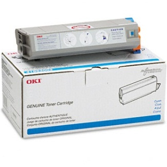 44947307 Toner Cartridge - Okidata Genuine OEM (Cyan)