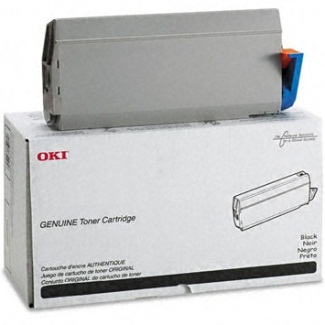 44947308 Toner Cartridge - Okidata Genuine OEM (Black)