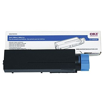 44992405 Toner Cartridge - Okidata Genuine OEM (Black)