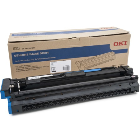 45103728 Drum Unit - Okidata Genuine OEM (Black)