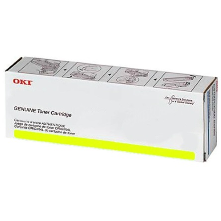 45396221 Toner Cartridge - Okidata Genuine OEM (Yellow)