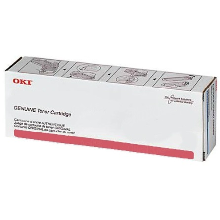 45396222 Toner Cartridge - Okidata Genuine OEM (Magenta)